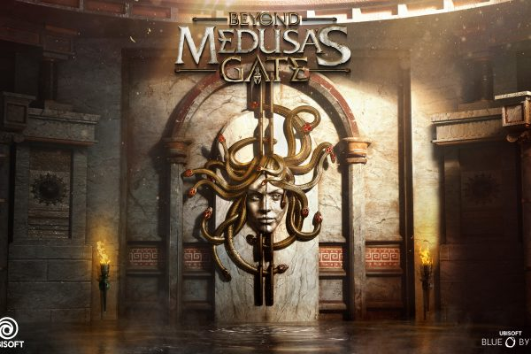 Beyond Medusa's Gate