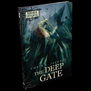 Arkham Horror the Deep Gate Cover