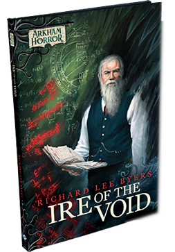 Arkham Horror Ire of the Void Cover