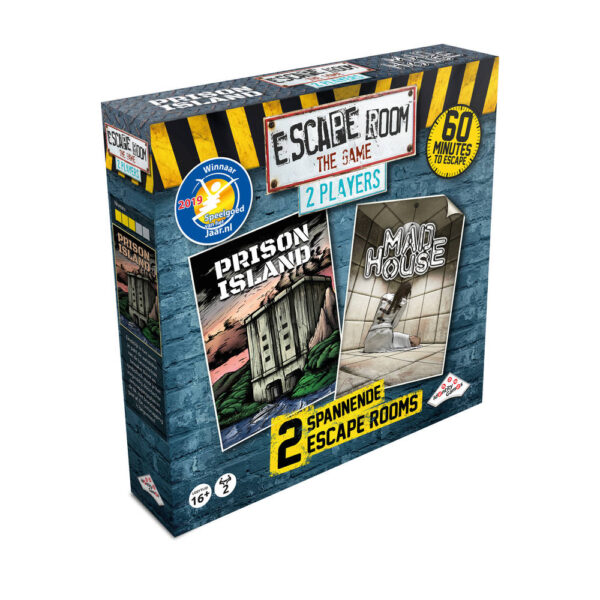 Escape Room the Game 2 Spelers Editie