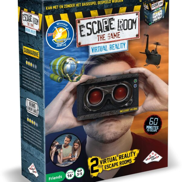 Escape Room the Game - Virtual Reality Box
