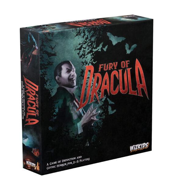 Fury of Dracula Box
