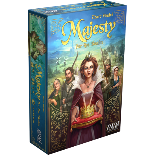 Majesty for the Realm Box