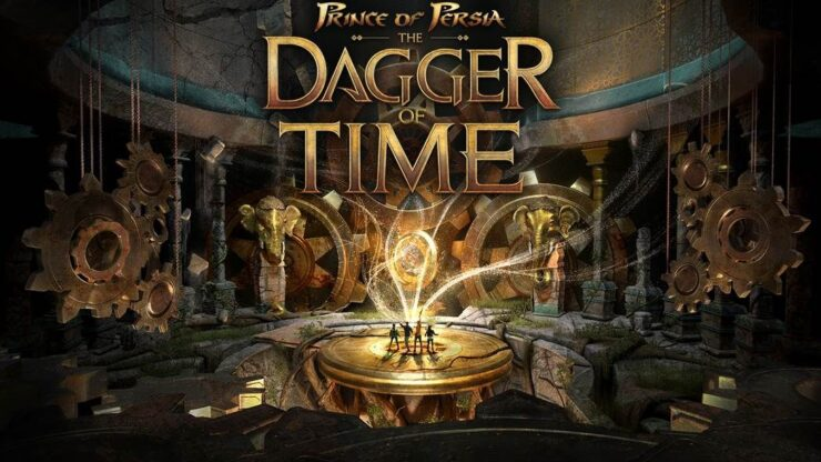 Prince of Persia: the Dagger of TIme escape room