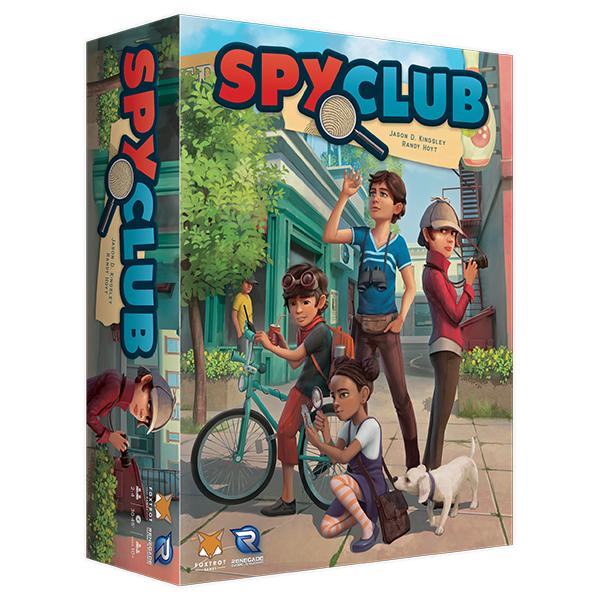 Spy Club Box