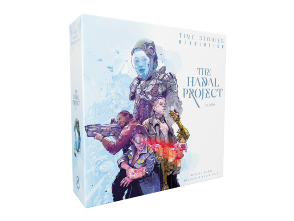 TIME Stories Revolution: The Hadal Project Box