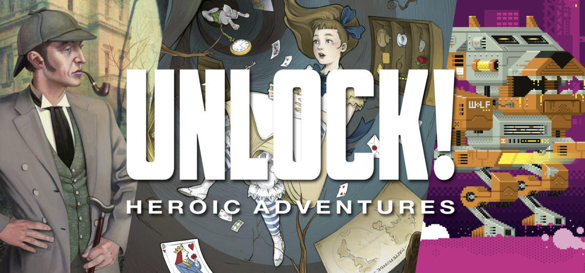Unlock! Heldhaftige Avonturen