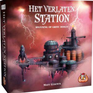 Het Verlaten Station Box