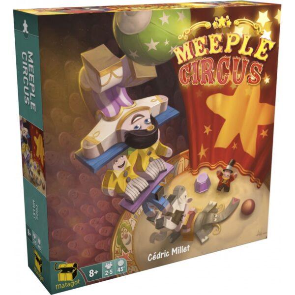 Meeple Circus Box