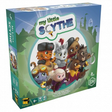 My Little Scythe Box