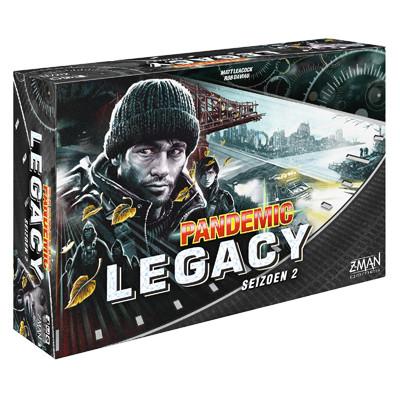 Pandemic Legacy Seizoen 2 Black Box