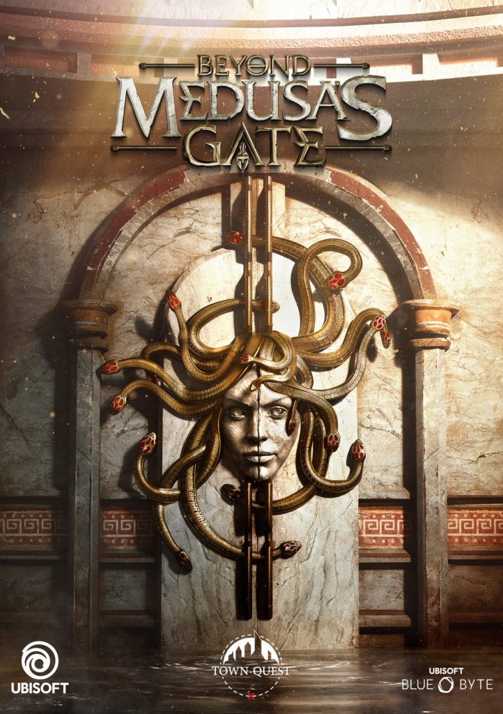 Beyond Medusa's Gate VR Escape Room Town-Quest Zoetermeer