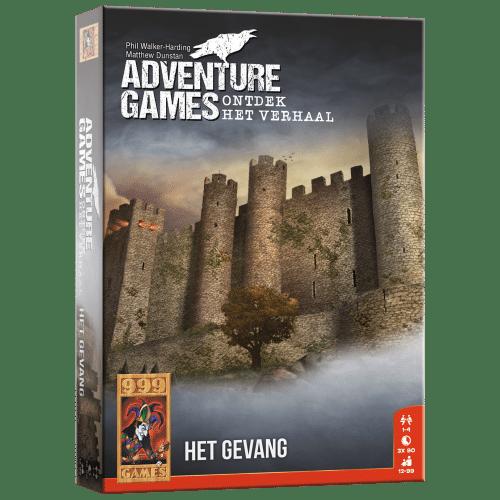 Adventure Games Het Gevang Box