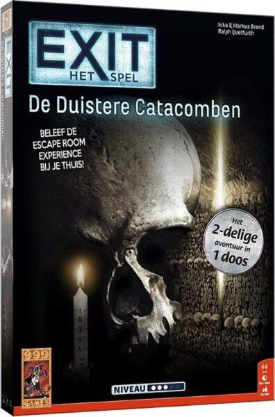 EXIT De Duistere Catacomben Box