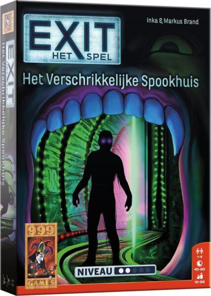 EXIT Het Verschrikkelijke Spookhuis Box