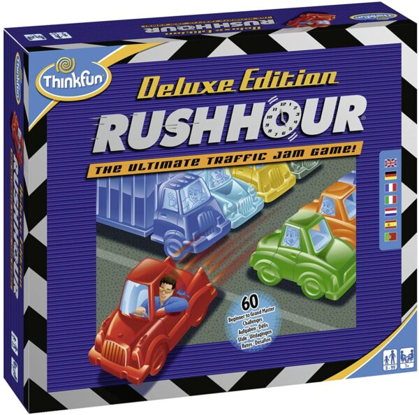 Rush Hour Deluxe Edition Box