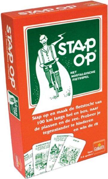 Stap op Box