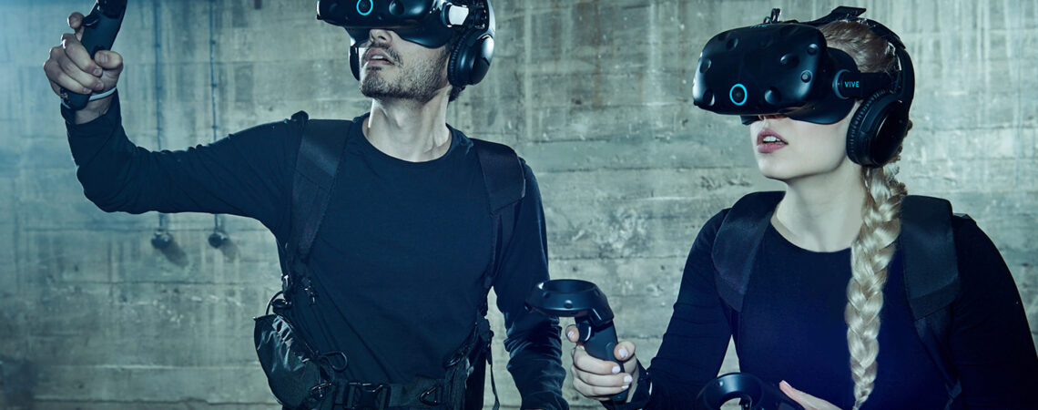 VR Escape Room 2 personen