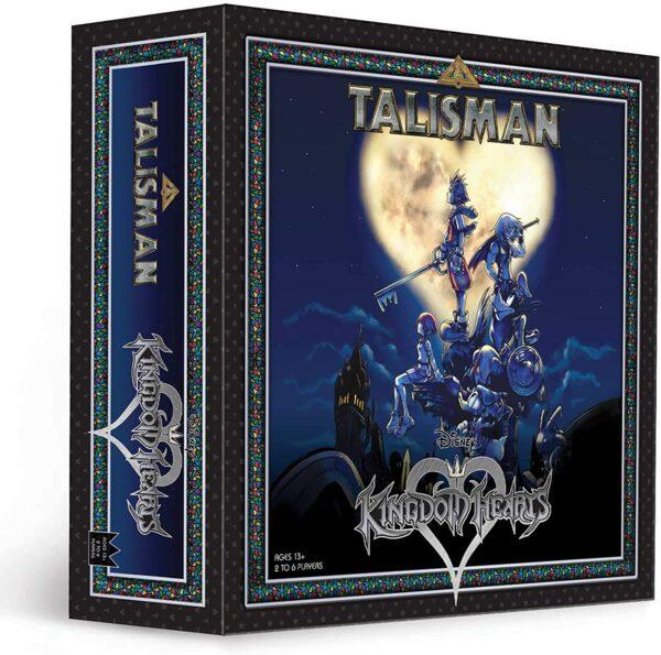 Disney Kingdom Hearts Talisman Box