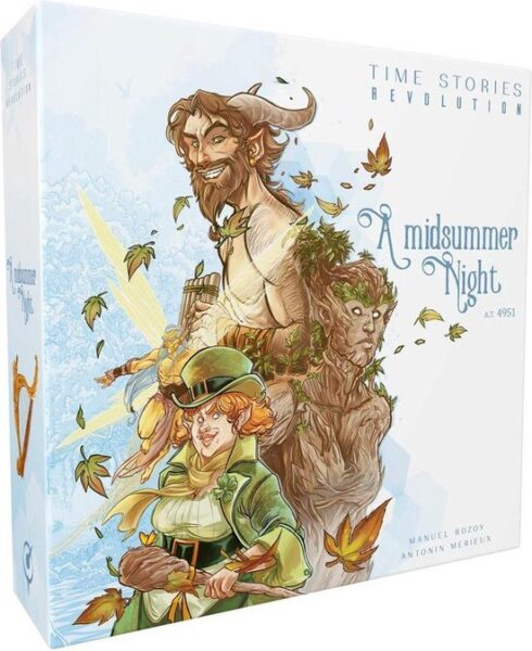 TIME Stories Revolution A midsummer Night Box