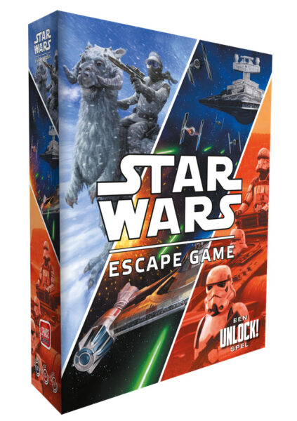 Unlock! Star Wars Box