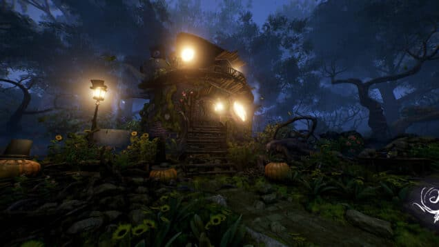 Alice Virtual Reality Escape Room House