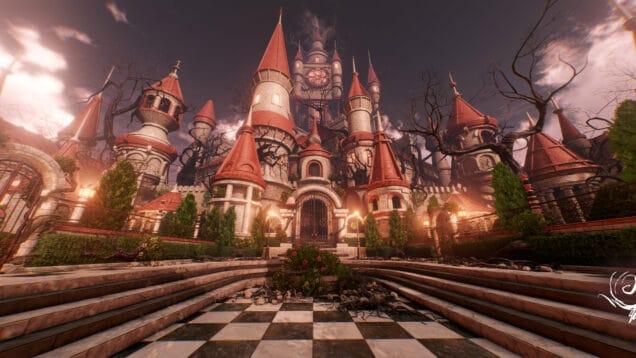 Alice Virtual Reality Escape Room Castle
