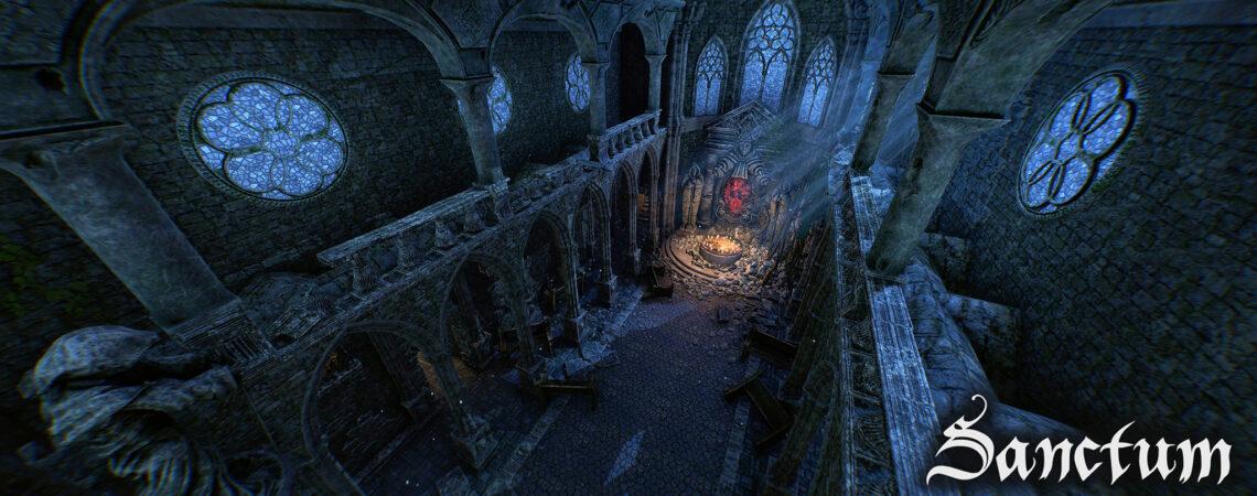 Sanctum Virtual Reality Escape Room Klooster