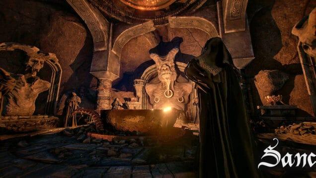 Sanctum Virtual Reality Escape Room Ritual