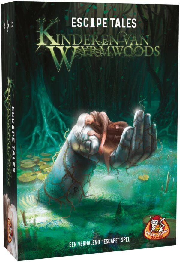 Escape Tales Kinderen van Wyrmwoods Box