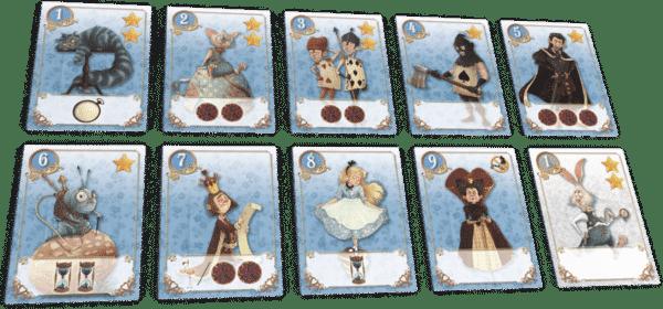 Tea for 2 Kaarten (Alice in Wonderland)