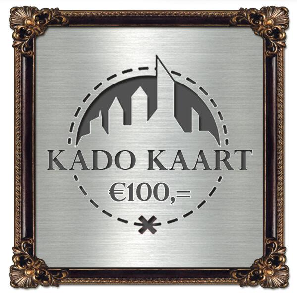 €100,- Kado Kaart