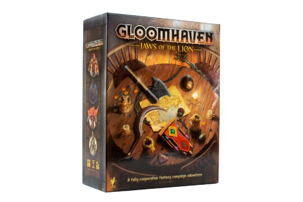 Gloomhaven Jaws of the Lion Box