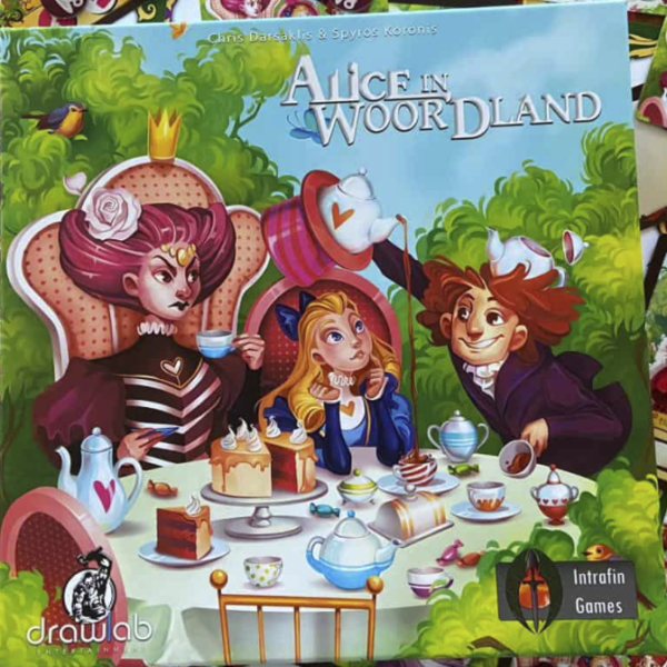 Alice in Woordland Box
