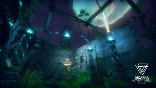 Incarna: Dimensional Break Screenshot 1