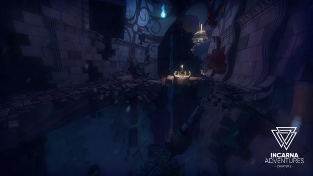 Incarna: Dimensional Break Screenshot 2