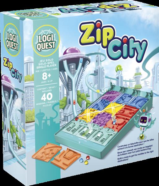 Logiquest Zip City Box