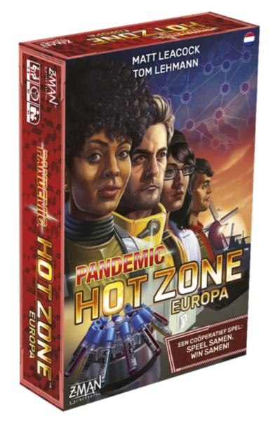 NL Box Pandemic Hot Zone Europe