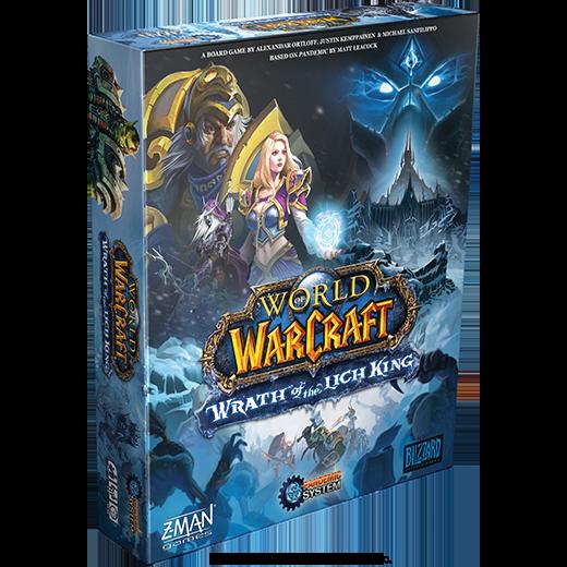 Pandemic World of Warcraft Box
