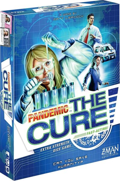 Pandemic the Cure Box