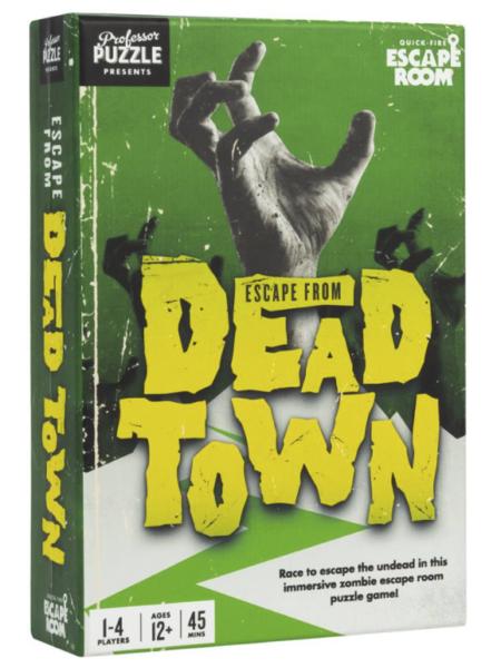 Escape from Dead Town Box